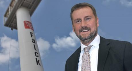 Colin Leyden Renewables Tower