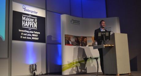 Enterprise-Conference Neil Clough