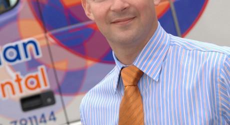 Grampian Continental Michael Lacey