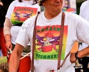 Guarana Street Band 3