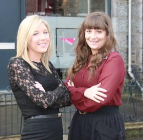 Dionne Abolghassem and Jillian Sheran, appointed by Frasermedia
