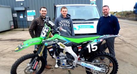 Keenan-Motocross-Gregor Keenan, John Kirk and Grant Keenan