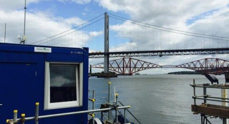 Modular Accommodation Forth Bridge