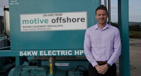Motive Offshore - Eddie Moore 3