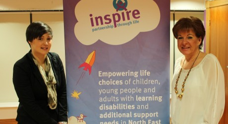 SRF and Inspire-Kelly and Kathleen