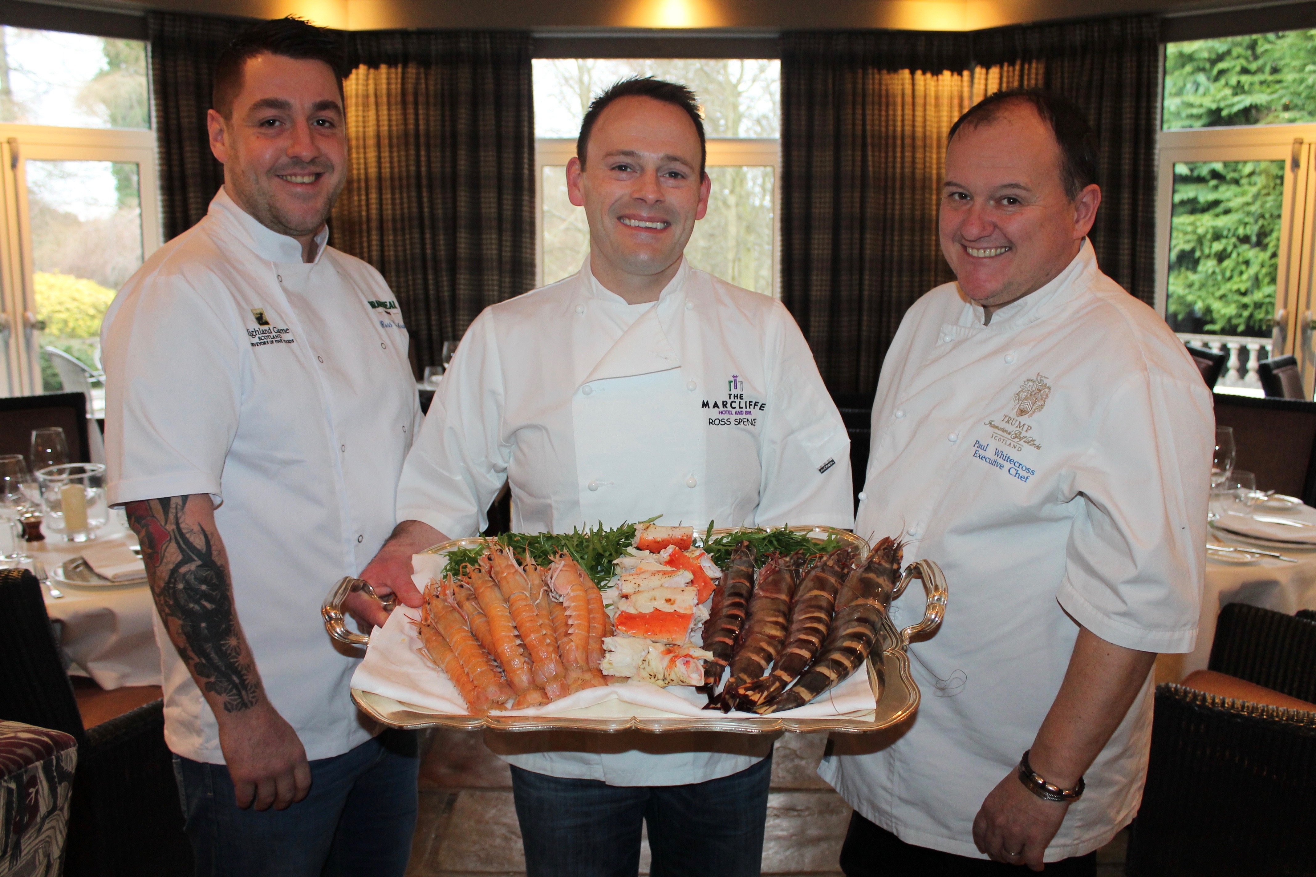 Media Release: Top Scottish chefs team up for North East culinary sensation for NE sensory charity