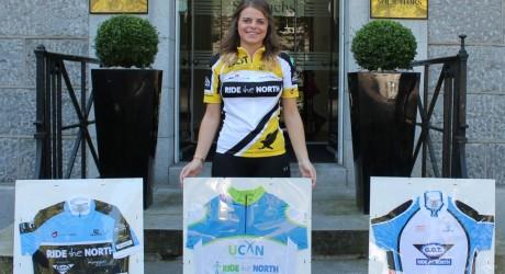 Stronachs-charity bike ride 2