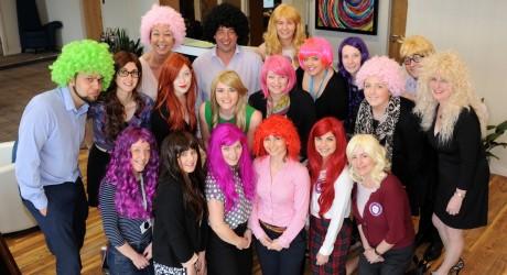Waterloo Quay - Wig Wednesday 2