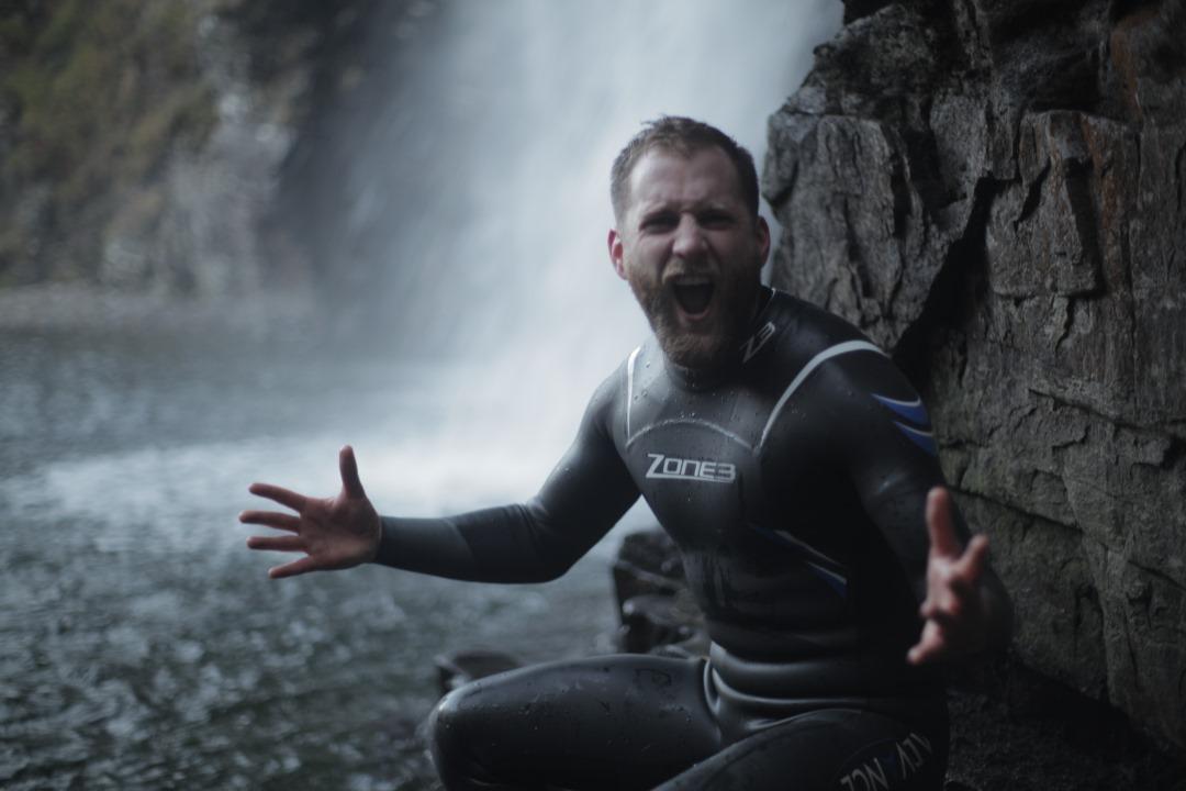 Media release: Calum MacLean makes a splash on BBC ALBA