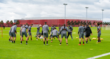 AFC grounds & Training