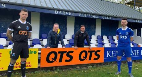 Alan McLeish QTS Darvel Football Club