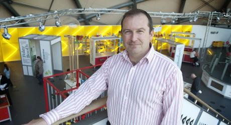 Stephen Breslin, Chief Executive Glasgow Science Centre