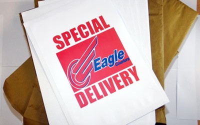Special Delivery, Eagle Couriers