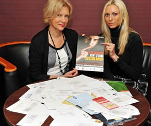 Think Jessica And Think Twice Over Scam Mail Frauds