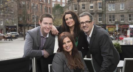 STV_Edinburgh presenters