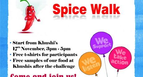 Spice Walk