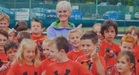 JUDY MURRAY STILL Cant Stop The Feeling