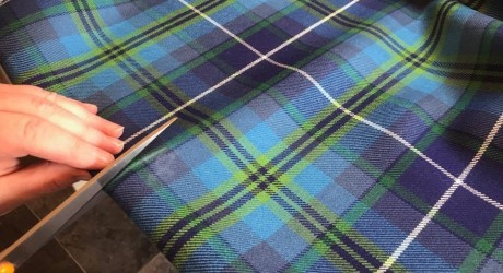 New World Fair Trade Tartan