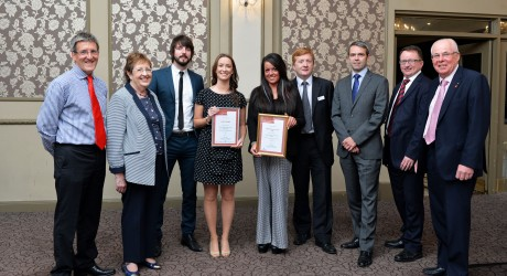 Princes Trust Youth Business Scotland Dunbartonshire regional awards 2013