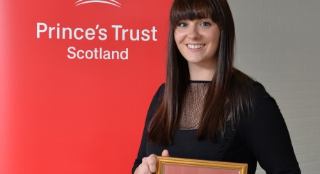 Princes Trust Youth Business Scotland Ayrshire regional awards 2013