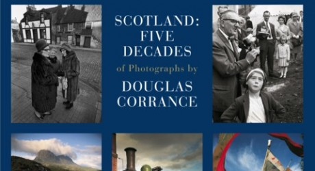Book front cover. Photographs by Douglas Corrance.
