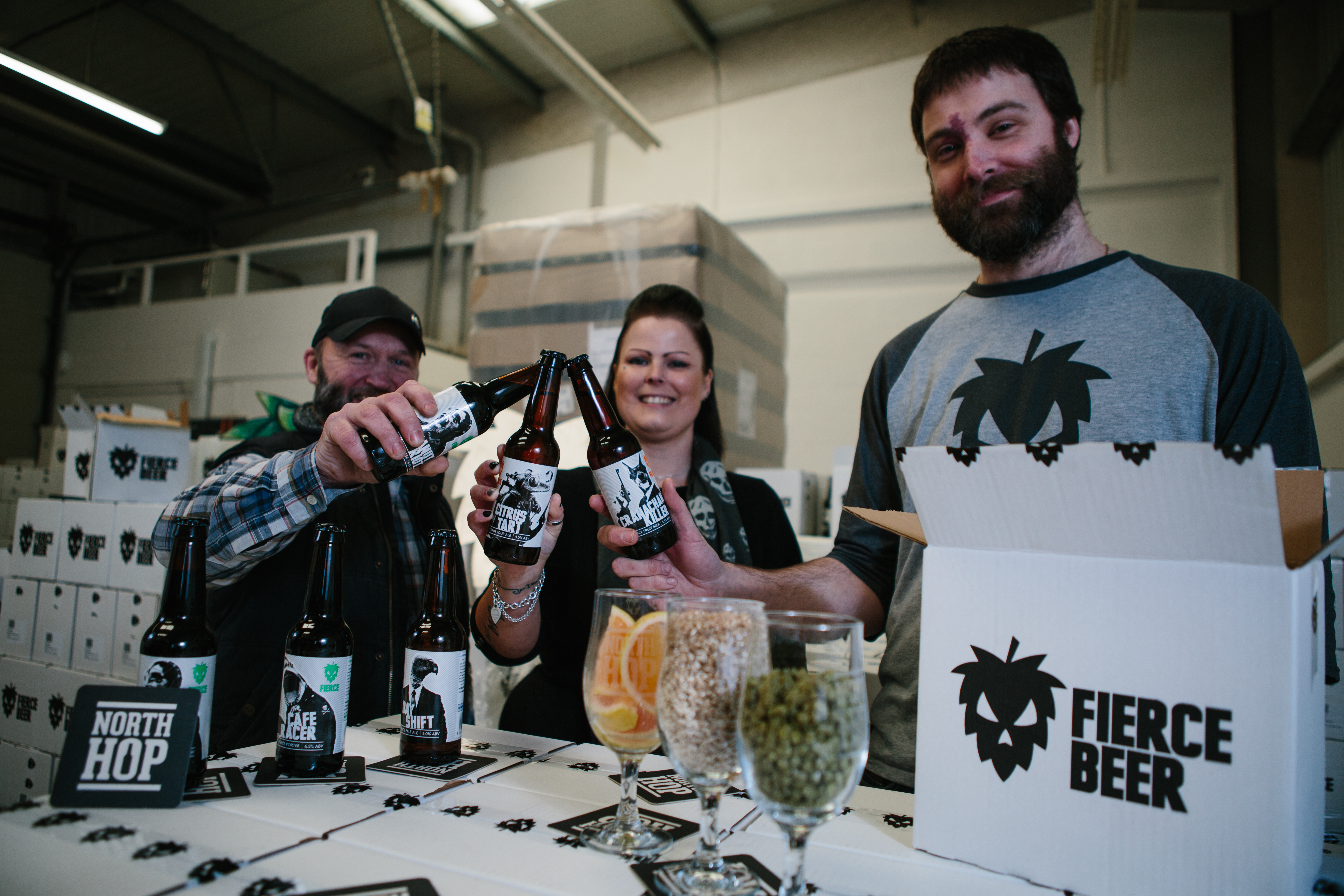 Media Release: North Hop to light up Aberdeen