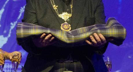 Scottish Bakers 125th Anniversary Ball.Sheraton Hotel, Edinburgh. Sept 3 2016.