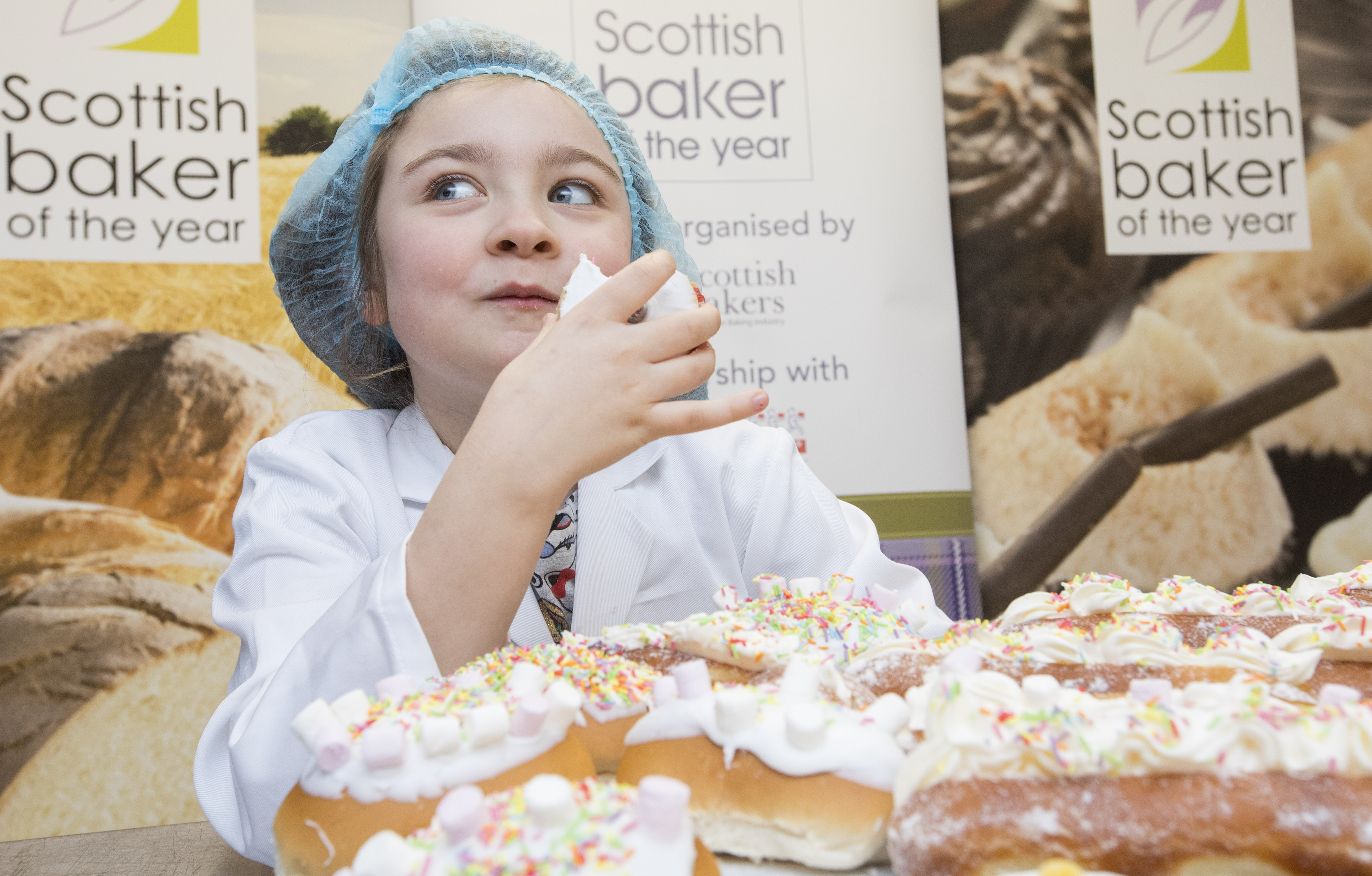 Media release: Save the date - Judges gather once again to select the best baker in the land