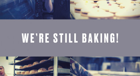 Social Post We're still Baking 2
