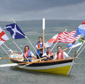 FREE Skiffies World Rowing Championships Launch 01