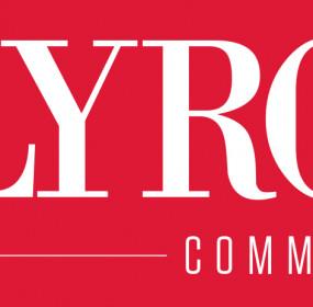 Holyrood Communications logo reversed
