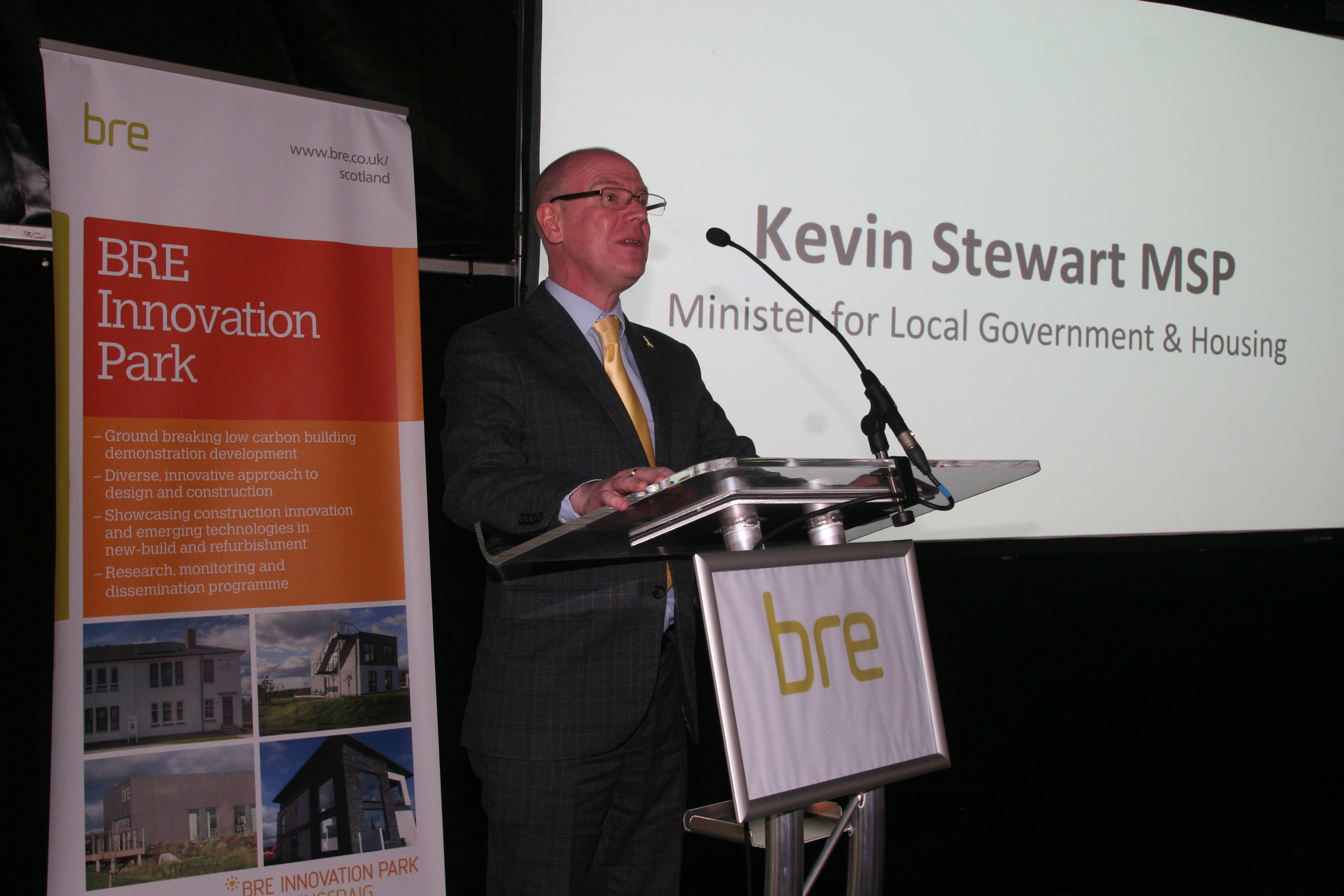 Media Release: BRE assistive technology event praised by Scottish Housing Minister