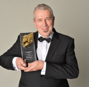 Dennis de Groot_ Lifetime Achievement Award 2015