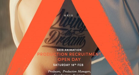 AxisProductionRecruitmentOpenDay