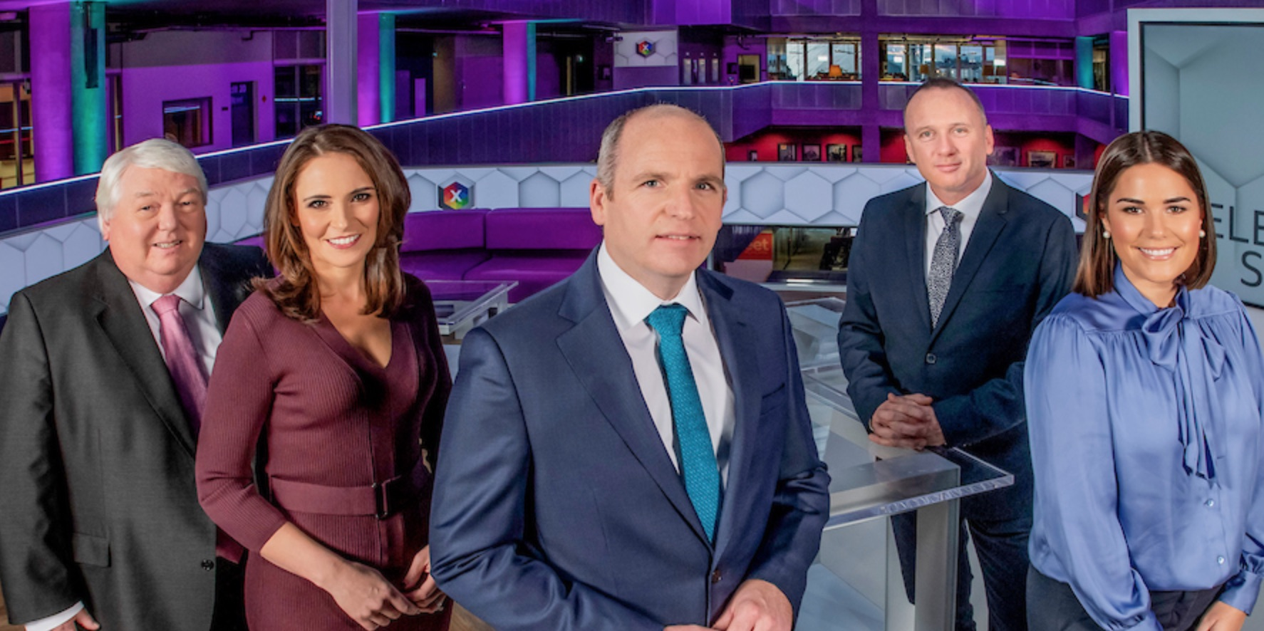 Media release: BBC Scotland's election night team