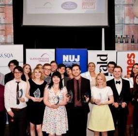 SSJA winners