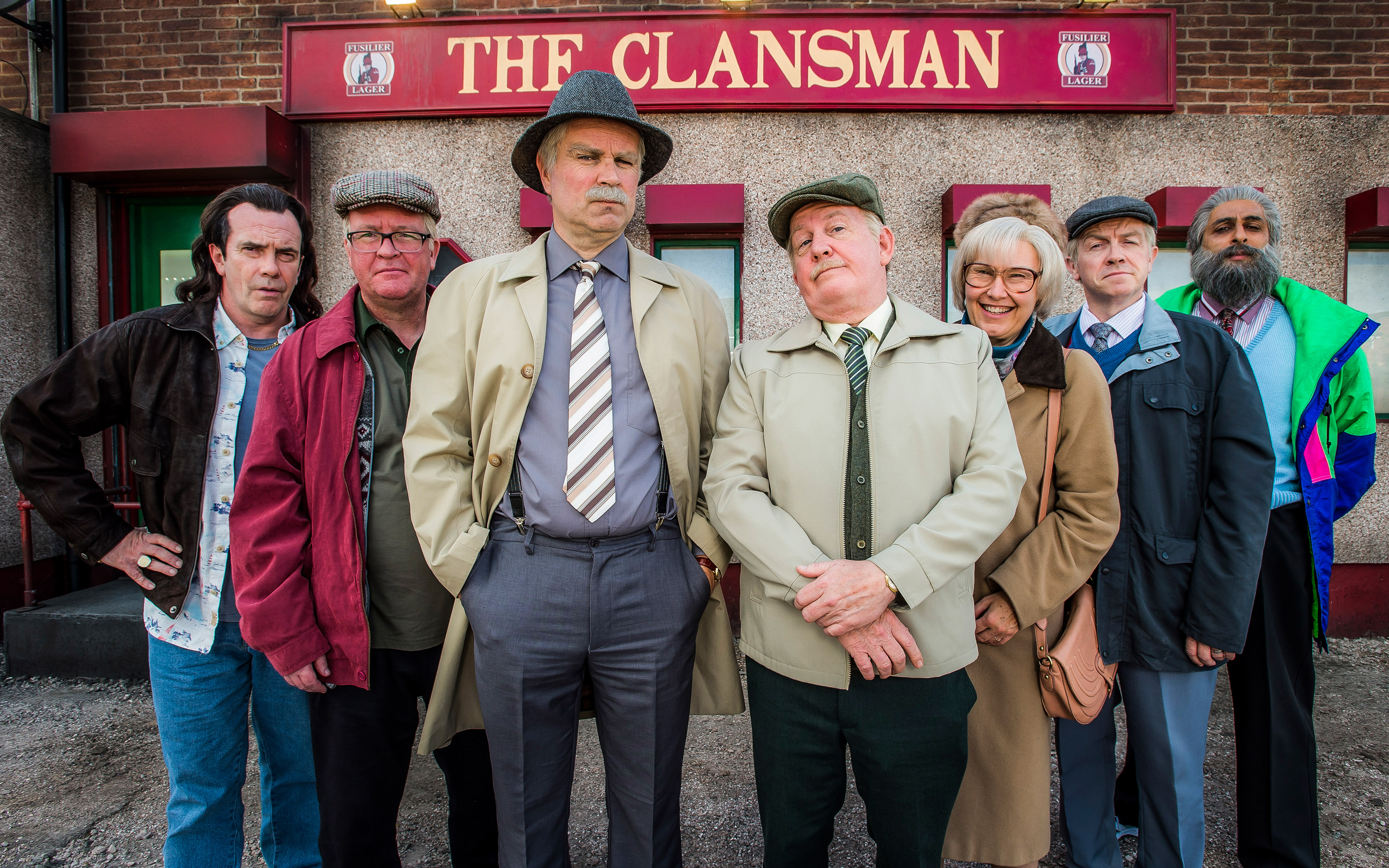 Media release: Last orders please! Still Game returns for a final series