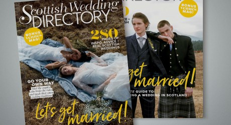 Scottish Wedding Directory Summer 2018 (c) DC Thomson & Co Ltd 2018