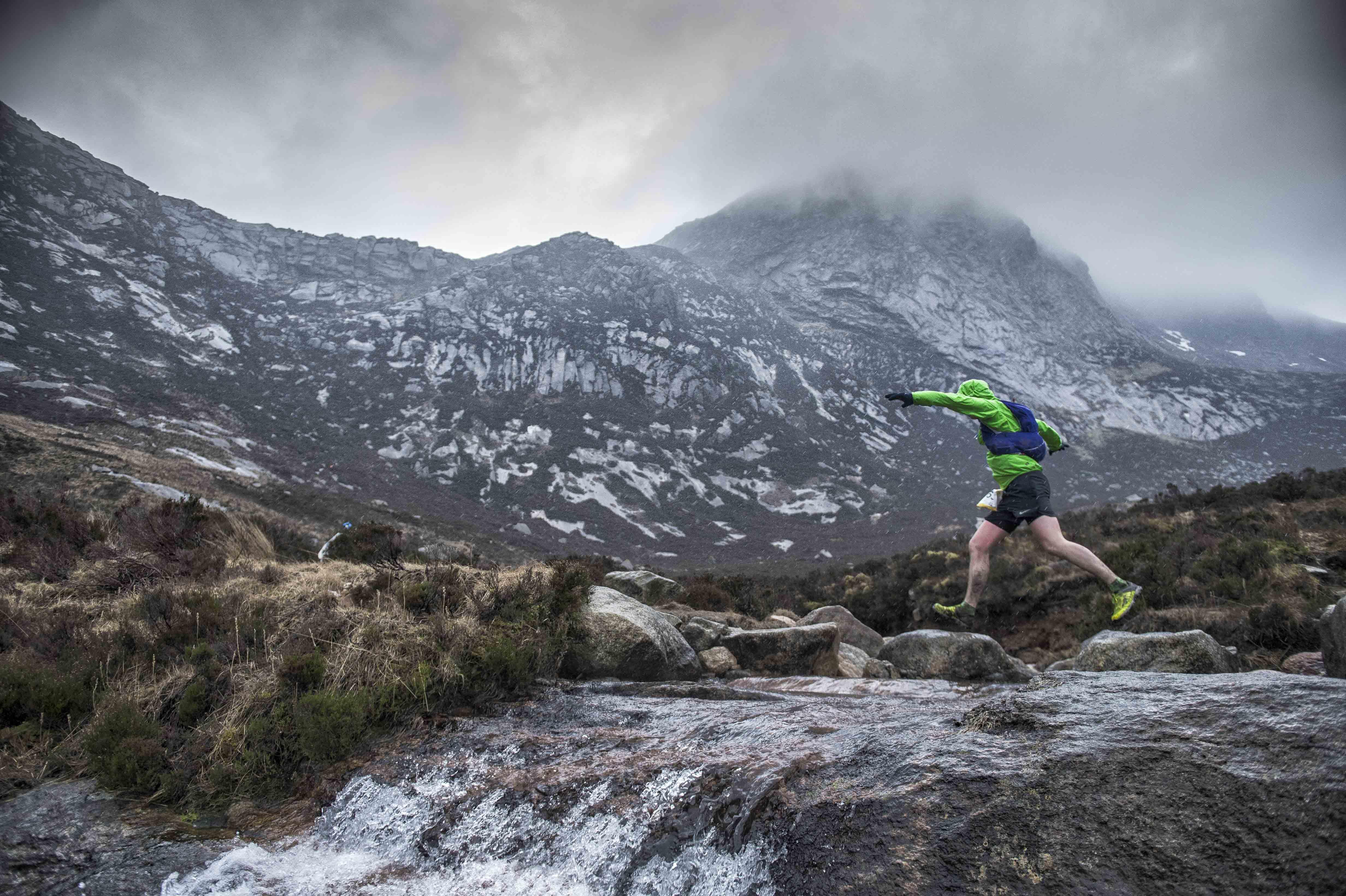 Media release: Run Scotland on The Ultra Tour of Arran