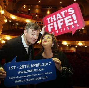 That's Fife - Grant Stott & Elaine C Smith 2- Credit David Cheskin