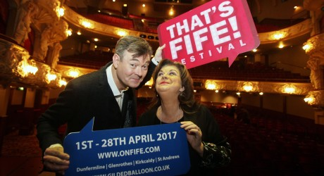 That's Fife - Grant Stott & Elaine C Smith 2- Credit David Cheskin