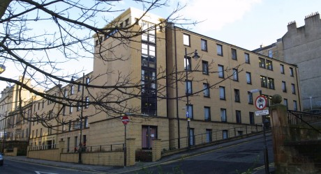 The Glasgow School of Art's Margaret Macdonald House which SYHA will run as Glasgow Metro Youth Hostel this summer