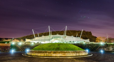 Fringe Venue Dynamic Earth (Medium)