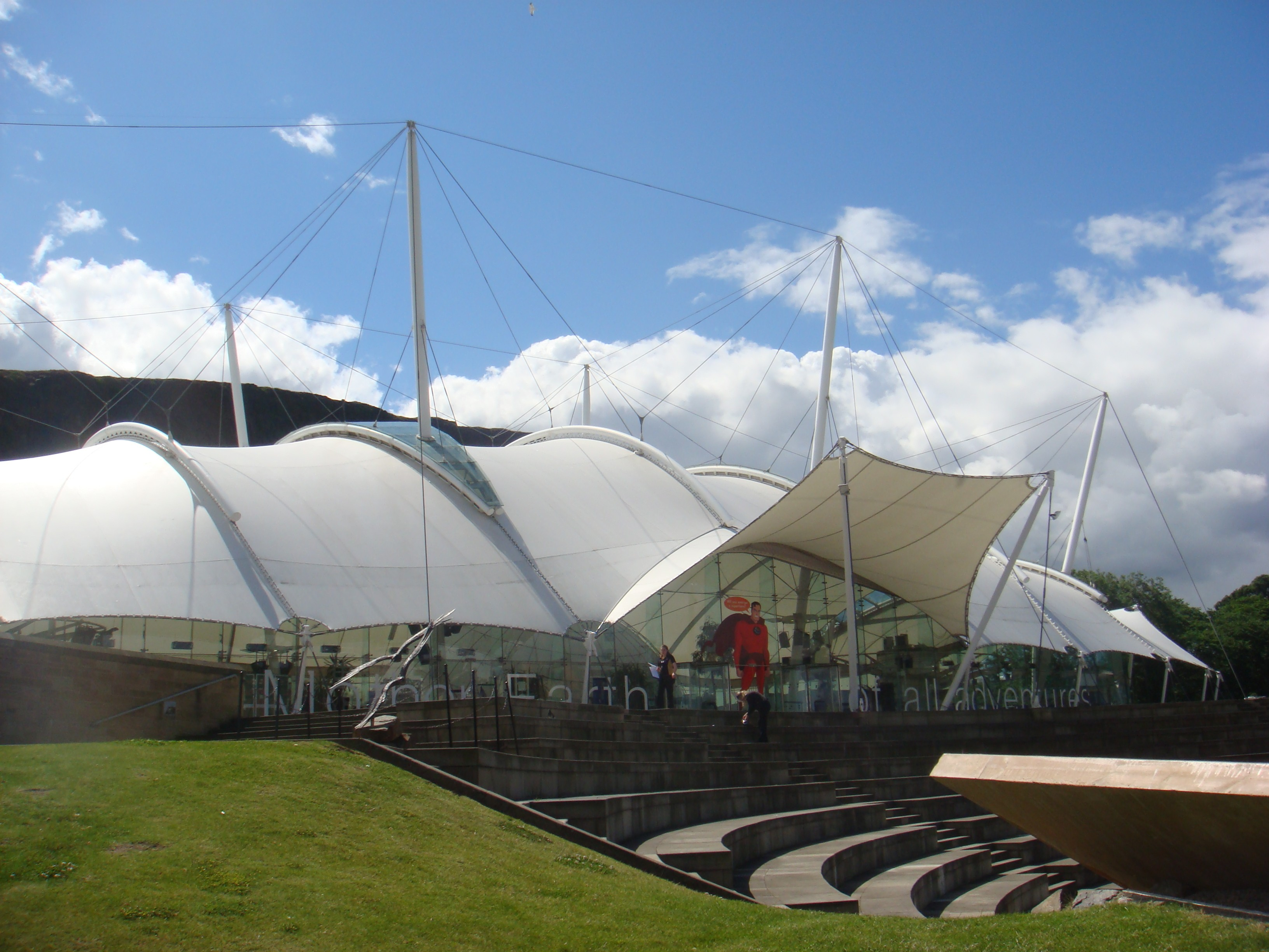 Media release: Dynamic Earth welcomes additional Scottish Government funding
