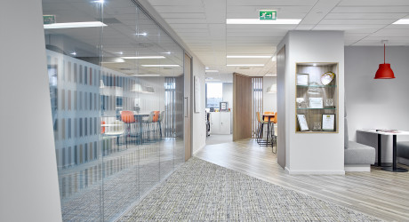 Space solutions office