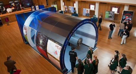 LHC Roadshow; Queen's University, Belfast