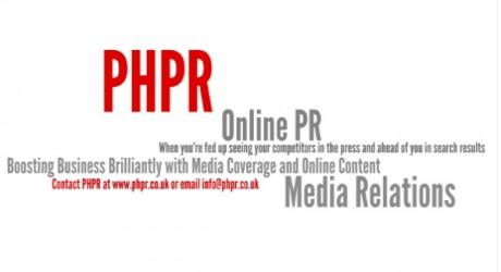 PHPR Ltd - Edinburgh PR Agency