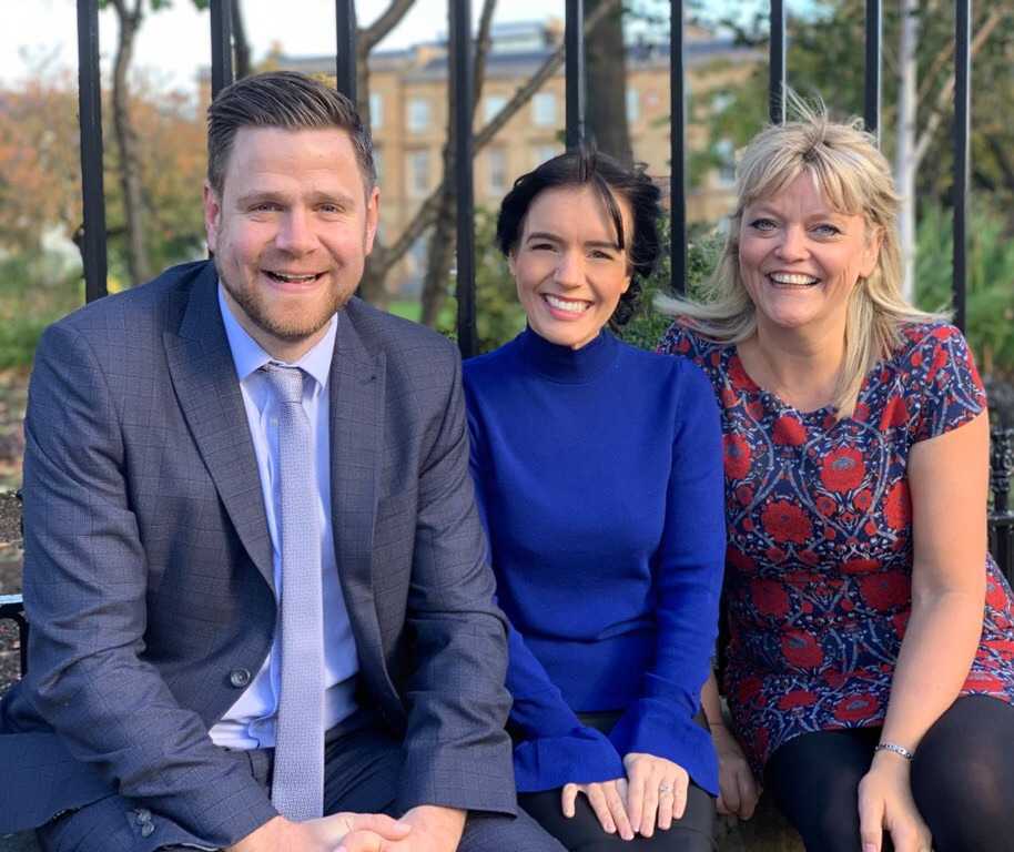 Media release: Hat-trick of appointments for leading communications consultancy