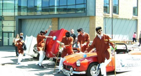 There are many sights to see at the Hamilton Classic Car Show, this Father's Day 16 June