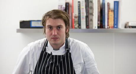 Neville Merrin - head chef, Roxburghe Hotel, Kelso